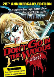 Don't Go in the Woods Video Cover 1