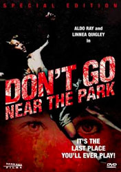 Don't Go Near the Park Video Cover