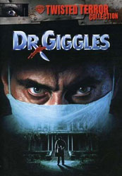 Dr. Giggles Video Cover