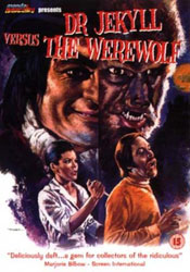 Dr. Jekyll Versus The Werewolf Video Cover 1