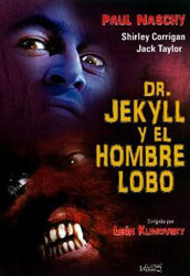 Dr. Jekyll Versus The Werewolf Video Cover 2