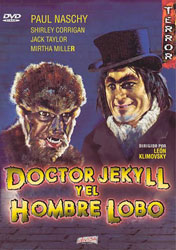 Dr. Jekyll Versus The Werewolf Video Cover 3