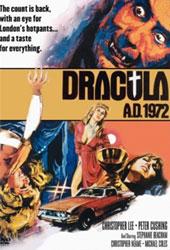 Dracula A.D. 1972 Video Cover 1