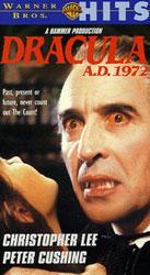 Dracula A.D. 1972 Video Cover 2