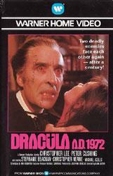 Dracula A.D. 1972 Video Cover 4