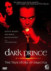 Dracula: The Dark Prince Video Cover 2