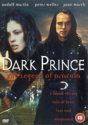 Dracula: The Dark Prince Video Cover 3