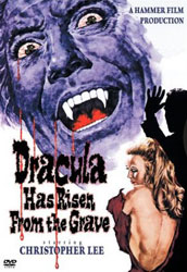 Dracula Has Risen From The Grave Video Cover 1