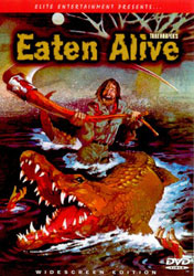 Eaten Alive Video Cover 3
