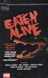 Eaten Alive Video Cover 5