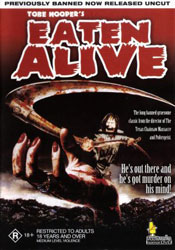 Eaten Alive Video Cover 6