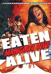 Eaten Alive! Video Cover 1