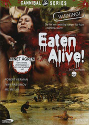 Eaten Alive! Video Cover 4