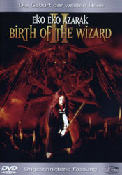 Eko Eko Azarak II: Birth Of The Wizard Video Cover 1