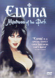 Elvira, Mistress Of The Dark Video Cover 1