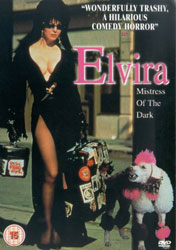 Elvira, Mistress Of The Dark Video Cover 2