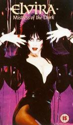 Elvira, Mistress Of The Dark Video Cover 3