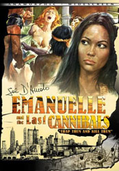 Emanuelle and the Last Cannibals Video Cover 1