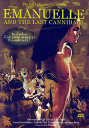 Emanuelle and the Last Cannibals Video Cover 2