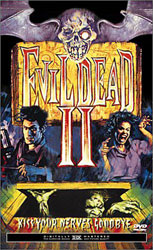 Evil Dead II Video Cover 2