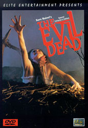 The Evil Dead Video Cover 1
