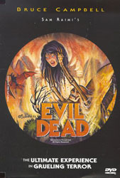 The Evil Dead Video Cover 2