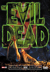 The Evil Dead Video Cover 3