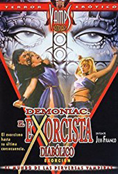Exorcism Video Cover 1