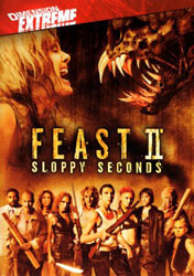 Feast II: Sloppy Seconds Video Cover 2