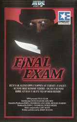 Final Exam Video Cover 2