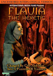 Flavia The Heretic Video Cover 1