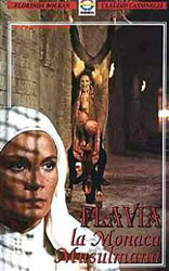 Flavia The Heretic Video Cover 2