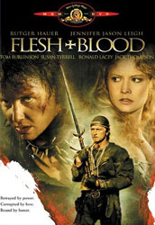 Flesh + Blood Video Cover 2