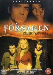 The Forsaken Video Cover 1
