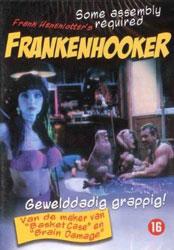 Frankenhooker Video Cover 2