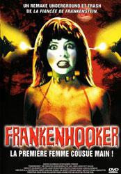 Frankenhooker Video Cover 4