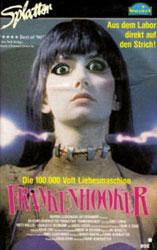 Frankenhooker Video Cover 5