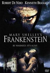Frankenstein Video Cover 1