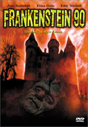 Frankenstein 90 Video Cover
