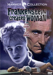 Frankenstein Created Woman Video Cover 1