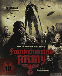 Frankenstein's Army Video Cover 1