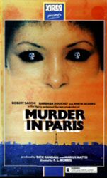 French Sex Murders Video Cover 2