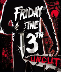 Friday the 13th Video Cover 2
