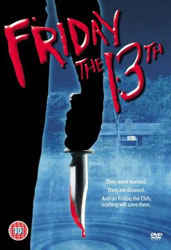 Friday the 13th Video Cover 3