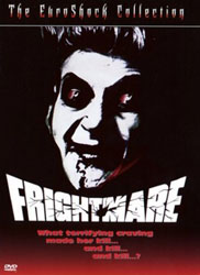 Frightmare Video Cover 2