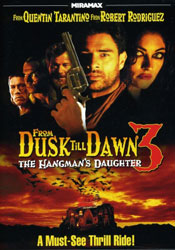 From Dusk Till Dawn 3: The Hangman's Daughter Video Cover