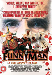 Funny Man Video Cover 1
