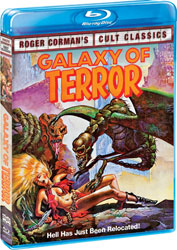 Galaxy of Terror Video Cover 1