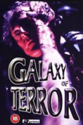 Galaxy of Terror Video Cover 3