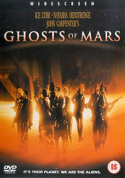 Ghosts Of Mars Video Cover 2
